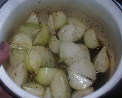 цибулевий маринад рецепт приготування