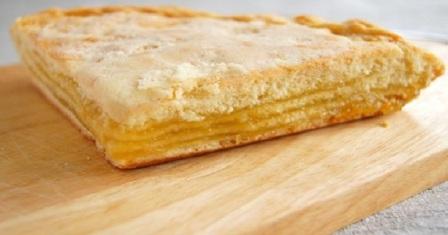 лимонний пиріг рецепт приготування