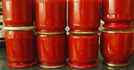 домашній кетчуп рецепт приготування