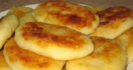 котлети з картоплі рецепт приготування