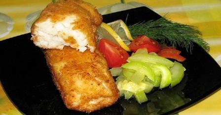 рибні котлети з сиром рецепт приготування