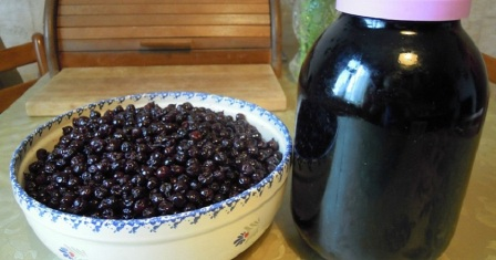 спотикач з чорної смородини рецепт приготування
