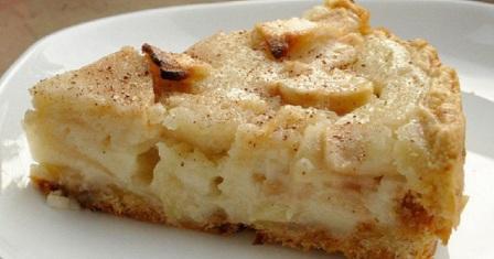 цветаевский яблучний пиріг рецепт приготування
