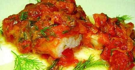 риба по-грецьки рецепт приготування