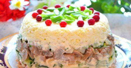 салат «ірина» рецепт приготування