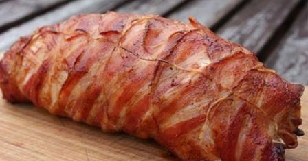 запечена свинина з овочами рецепт приготування