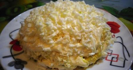 салат «наречена» рецепт приготування