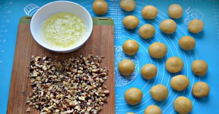 печиво «жучки» рецепт приготування