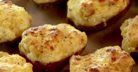 двічі запечена картопля рецепт приготування