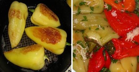 перець по вірменськи рецепт приготування