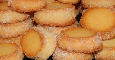 печиво з пісочного тіста рецепт приготування