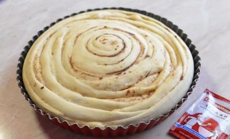 шотландський спіральний пиріг рецепт приготування