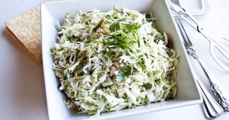 салат з пекінської капусти з куркою рецепт приготування