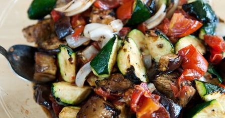 гриль салат рецепт приготування