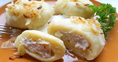 картопляні галушки рецепт приготування