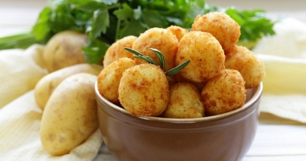 картопляні крокети рецепт приготування
