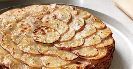 картопля «буланжер» рецепт приготування