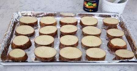 запечена картопля з сиром рецепт приготування