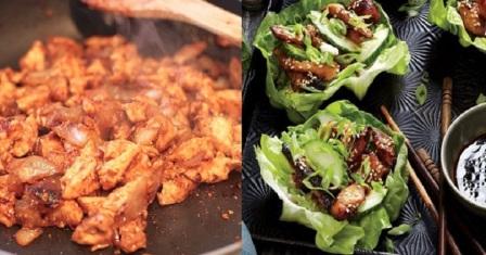 корейський салат з куркою рецепт приготування