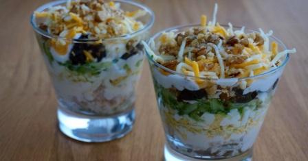 салат «негреско» рецепт приготування