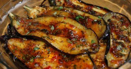 баклажани по італійськи рецепт приготування