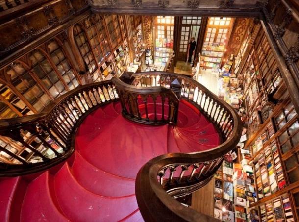 Книгарня Livrario Lello