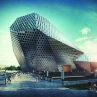 будівництво театру пісні алли пугачової на василівському острові знову відкладається