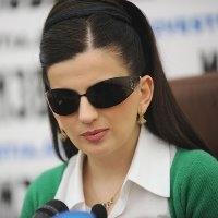 діана гурцкая не отримала візи в сша з-за фотографії в окулярах для незрячих