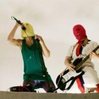 pussy riot представлені в двох музичних номінаціях