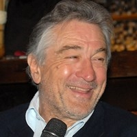 зірка голлівуду роберт де ніро відзначає 70-річний ювілей