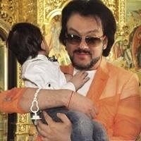 філіп кіркоров подарував на перший день народження сина porsche з крему