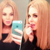 настя каменських вирішила стати блондинкою