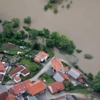 зливи і повені – результат глобальної зміни клімату
