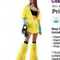 на хеллоуїн американцям запропонували вбратися в захисний костюм від еболи