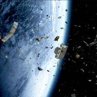 росія на першому місці по кількості сміття в космосі