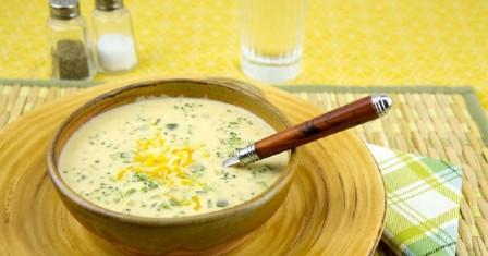 сирний суп пюре з куркою рецепт приготування