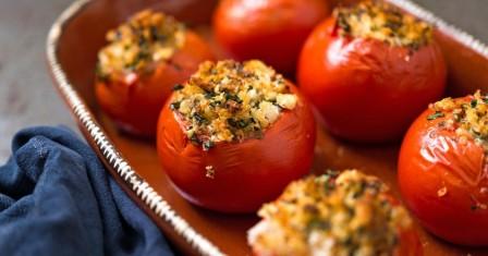 фаршировані помідори по прованськи рецепт приготування