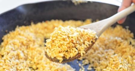 пряний рис в мультиварці рецепт приготування