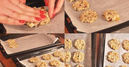 енергетичне веганську печиво рецепт приготування