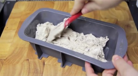 кекс з морозива рецепт приготування