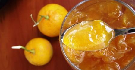 мандаринове варення рецепт приготування