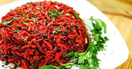 салат для схуднення «мітелка» рецепт приготування
