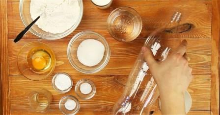 пишні млинці в пляшці рецепт приготування