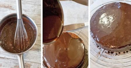 торт «захер» рецепт приготування