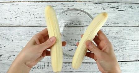 бананові оладки рецепт приготування