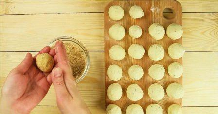 домашні пончики з сиром рецепт приготування
