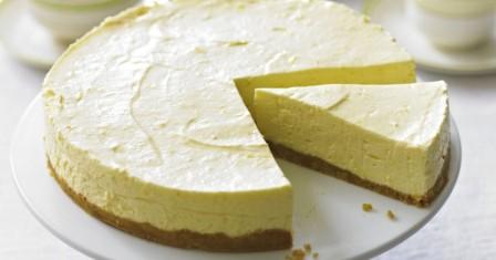 лимонний чізкейк без випічки рецепт приготування