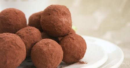 шоколадні трюфелі рецепт приготування