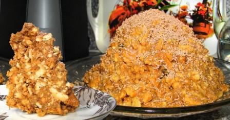 торт «мурашник» рецепт приготування