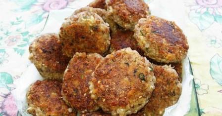 гречаники з фаршем рецепт приготування